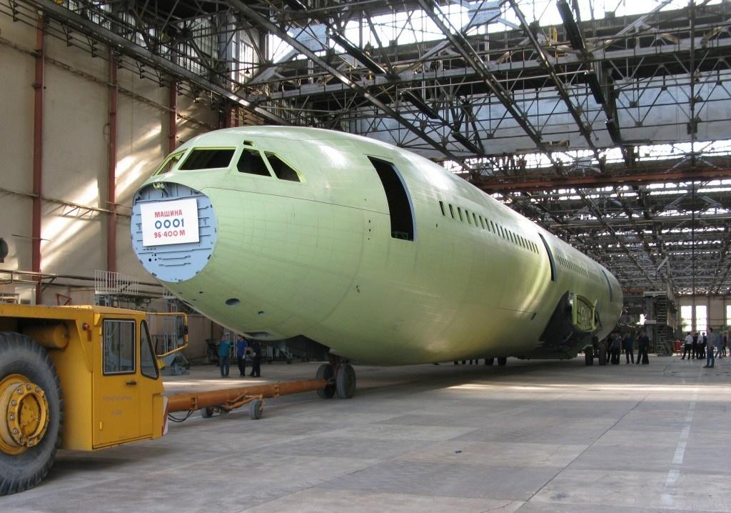 Что это - фюзеляж самолета?