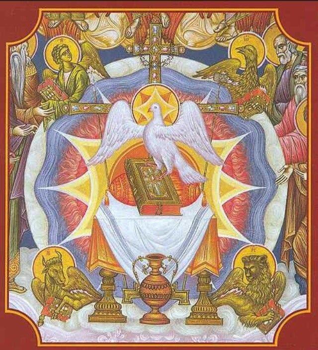Религия: что такое дух святой?