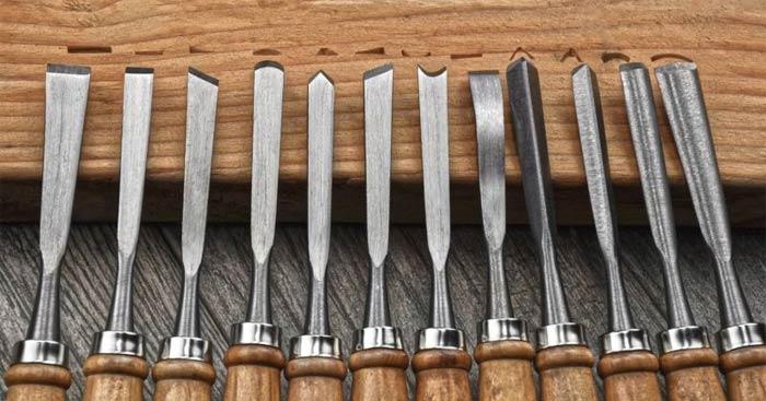 Стамески для резьбы по дереву: виды, фото | строительство. деревянные и др. материалы