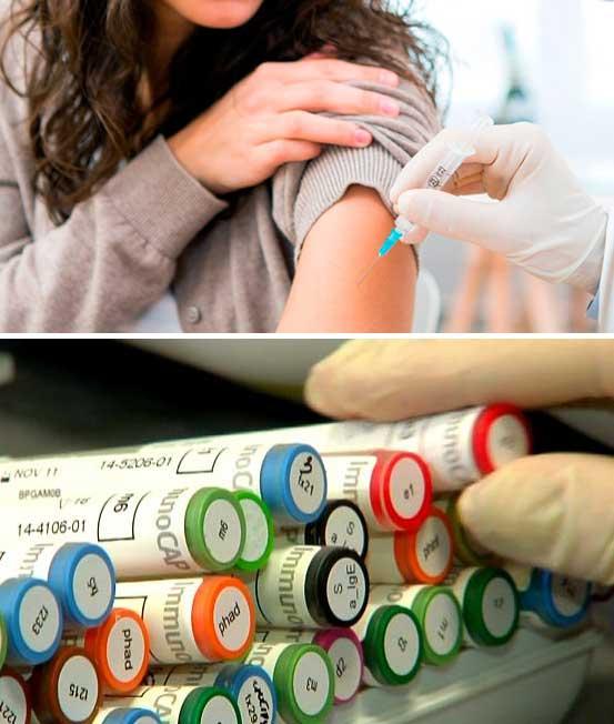 Эффективность использования аллерген-специфической иммунотерапии (асит) при лечении аллергии у взрослых и детей