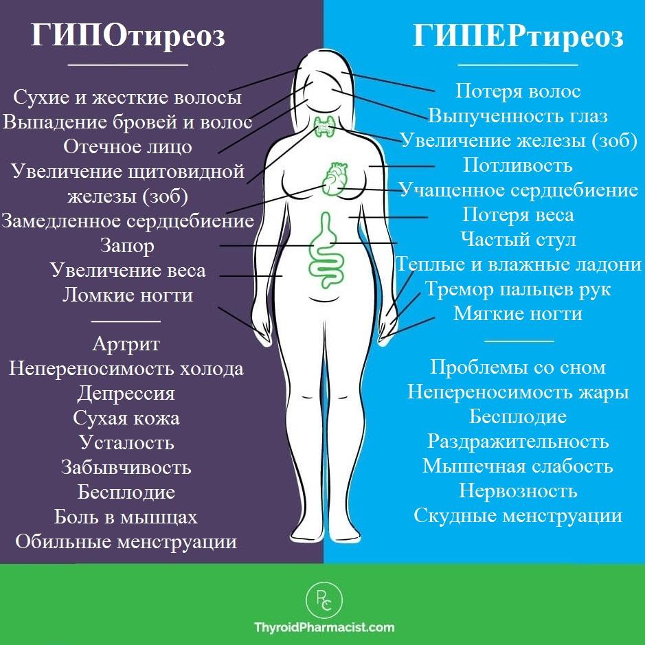 Субклинический гипотиреоз: что это такое, симптомы и лечение народными средствами при беременности у женщин