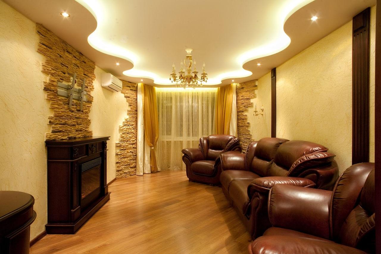 Основные виды евроремонта квартиры или дома