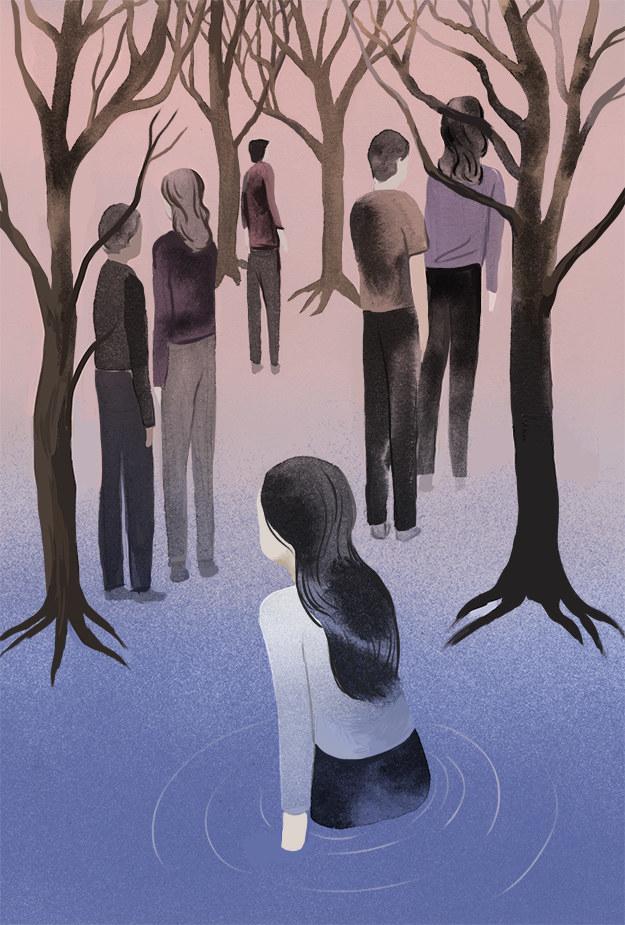 Селфхарм: когда душевные раны превращаются враны нателе
