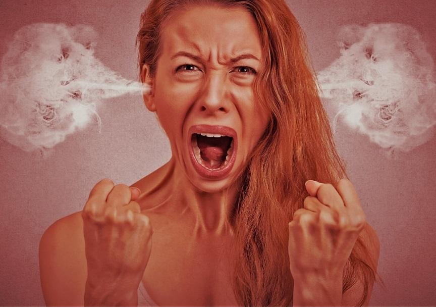 Нервный срыв: признаки и симптомы
