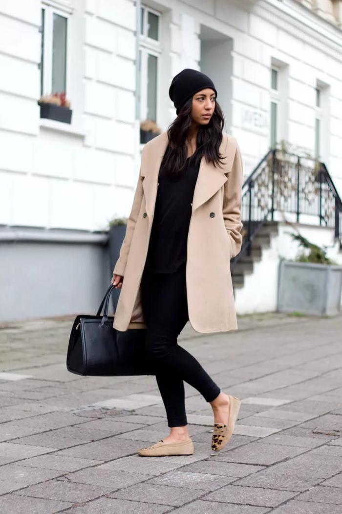 С чем носить женские лоферы: трендовые сочетания одежды и цветов