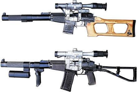 Обзор винтовки свд