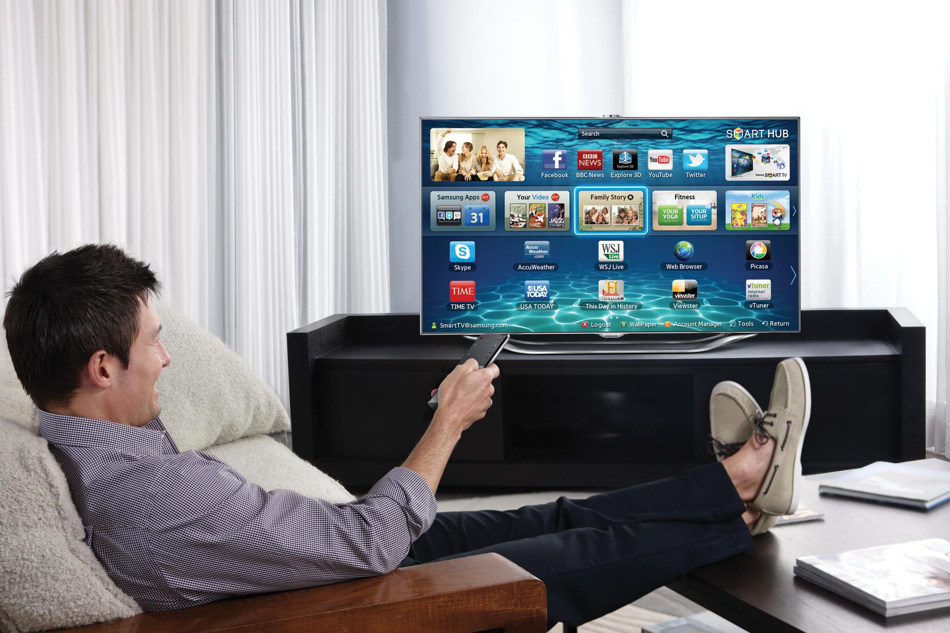 Что такое смарт-тв в телевизоре и как им пользоваться