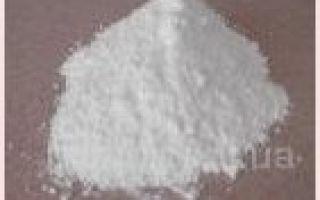 Сульфат натрия: инструкция и свойства соли