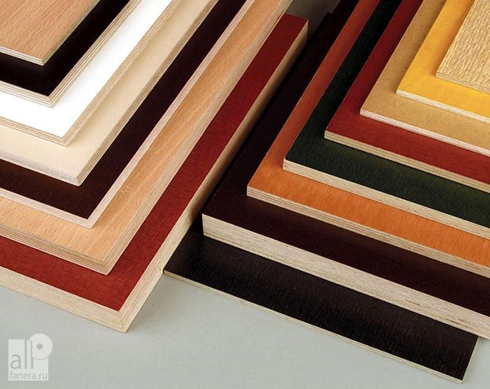 Декоративная фанера – характеристики и преимущества использования
