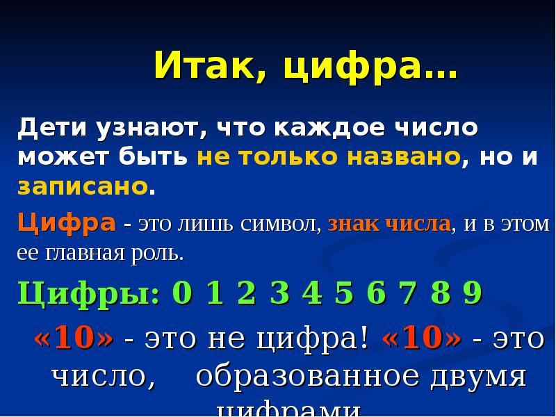 Цифра или цыфра?