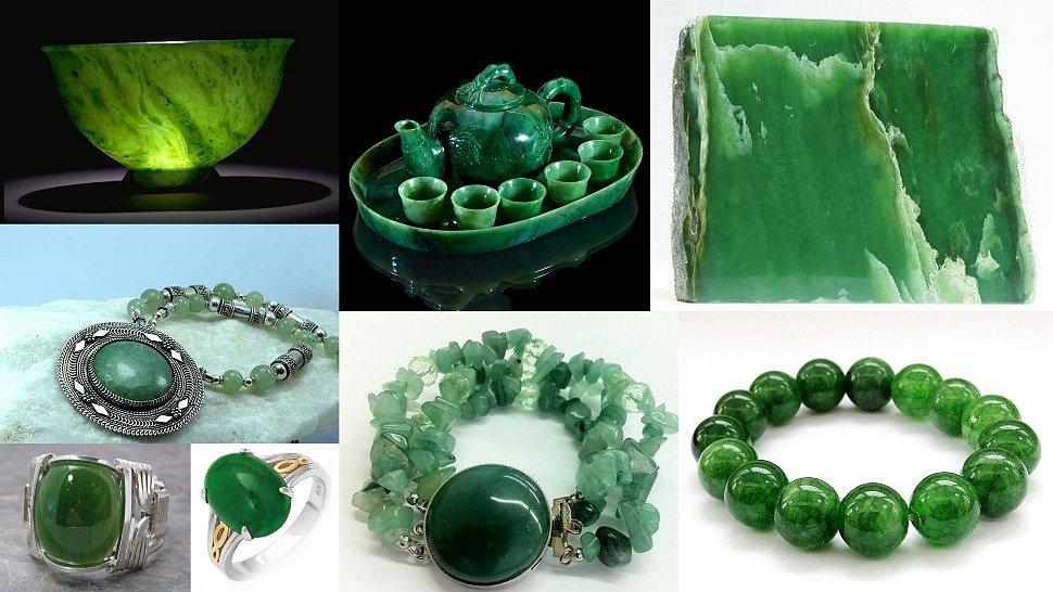 Камень нефрит — магические свойства и значение; кому по знаку зодиака подходит; какие есть цвета и виды; как определить настоящий нефрит