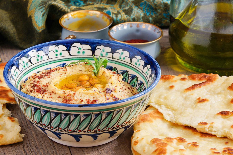 Хумус (38 рецептов с фото) - рецепты с фотографиями на поварёнок.ру