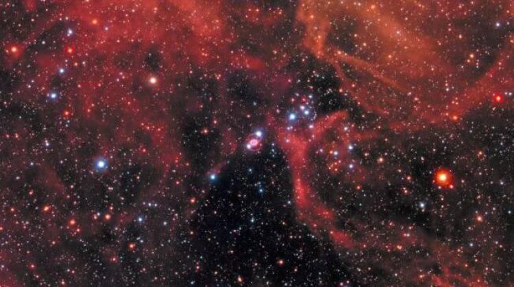 Ученые зафиксировали самый мощный за всю историю наблюдений взрыв сверхновой