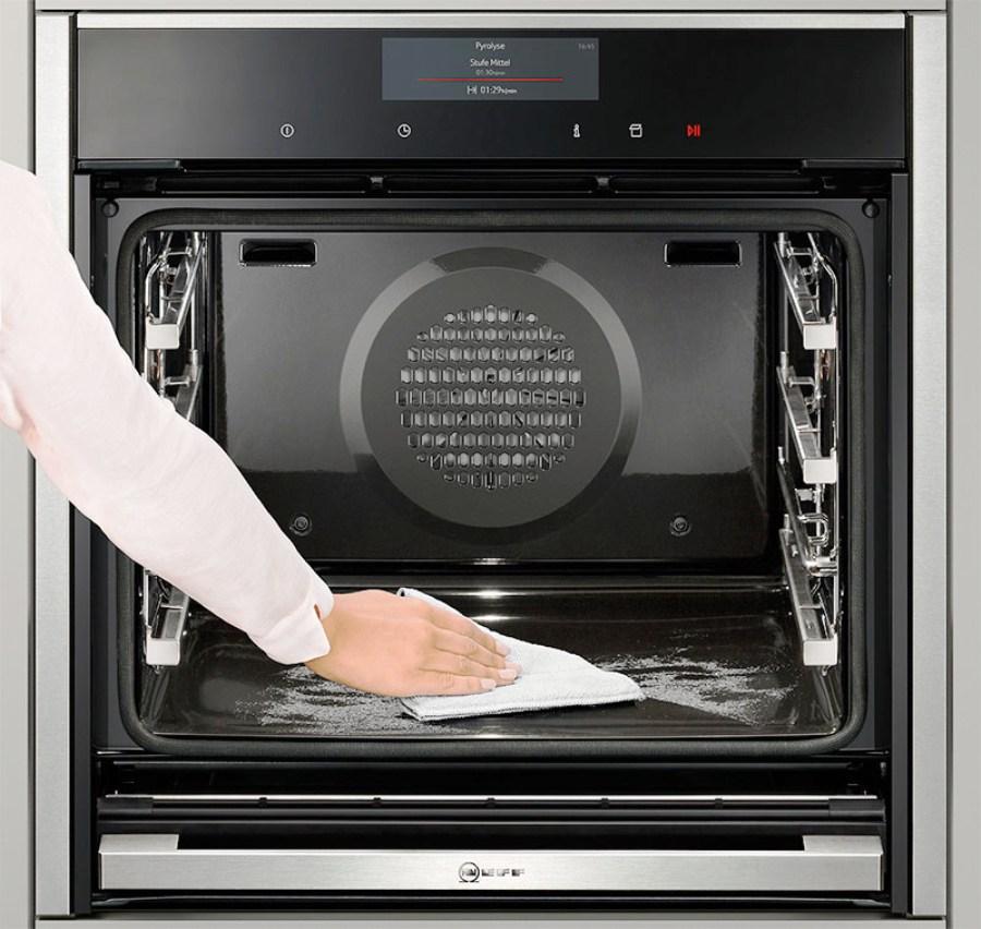 Пиролитическая очистка духовки: принцип действия, особенности и преимущества