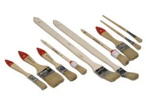 Как выбрать плоскую флейцевую кисть?