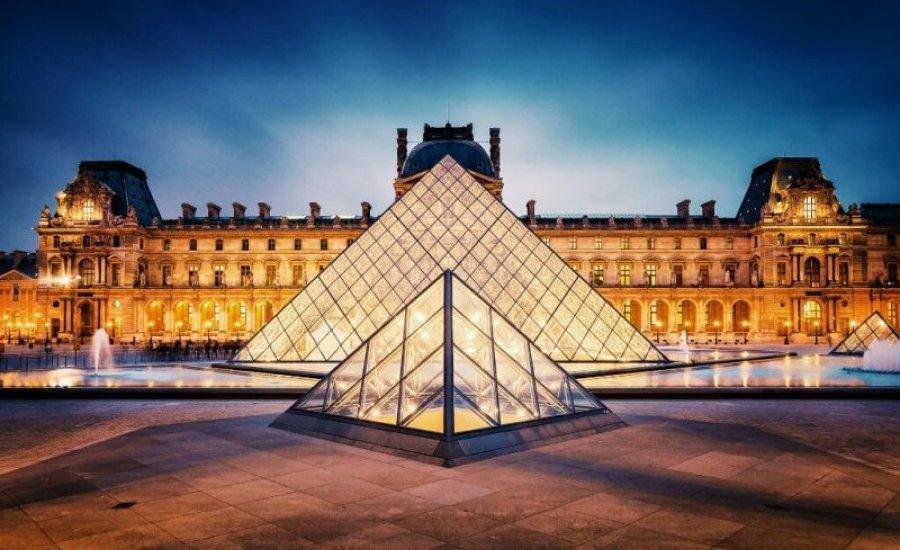 Вся правда про музей лувр в париже: история, план, экспонаты, картины