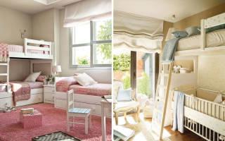 Классификация кроватей, фото взрослых и детских моделей в интерьере