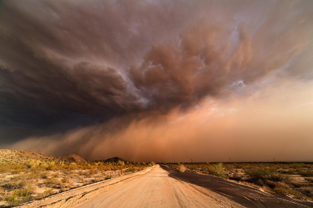 Чтовызывает бури?
