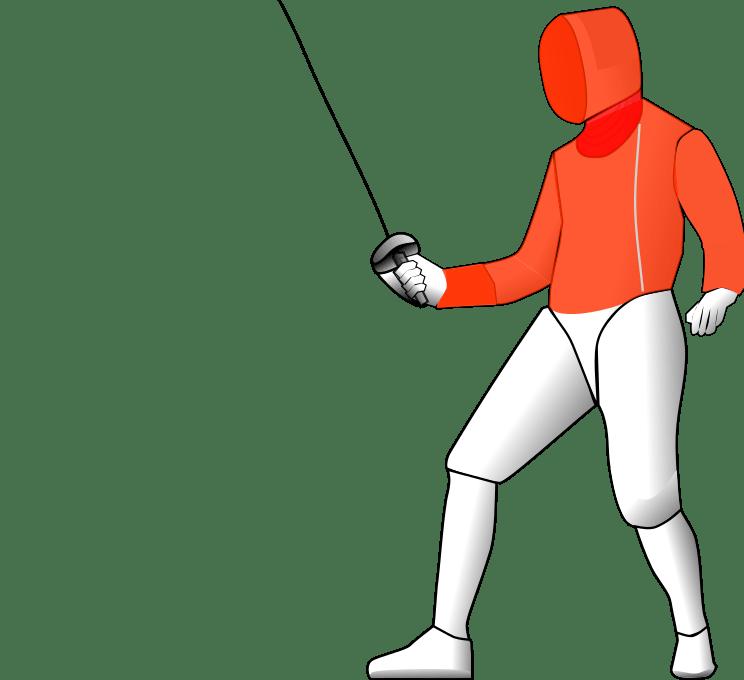 Виды фехтования: дуэльное, любительское, боевое