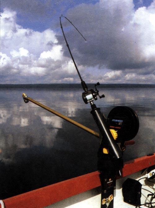 Что такое троллинг в рыбалке