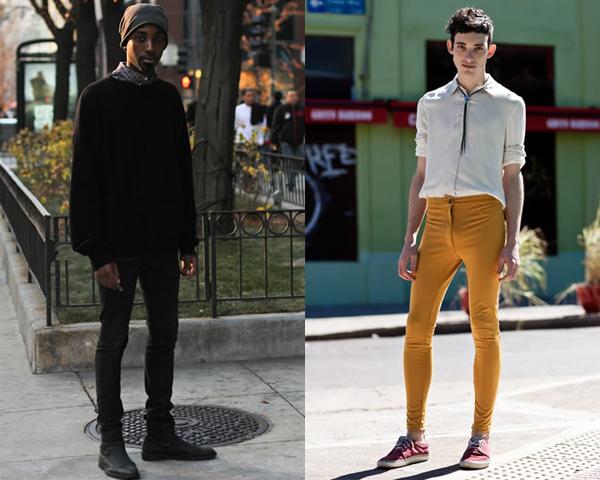 Джинсы скинни — что это такое, кому они идут и с чем их лучше носить в 2020 году