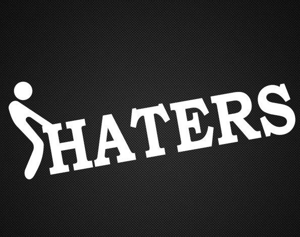 """Кто такие хейтеры? возникновение слова """"хейтер"""" на просторах рунета."""
