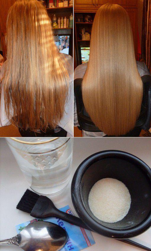 Что такое ламинирование волос: раскладываем по полочкам