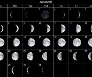 Секреты лунного календаря: все о фазах луны для планирования дел