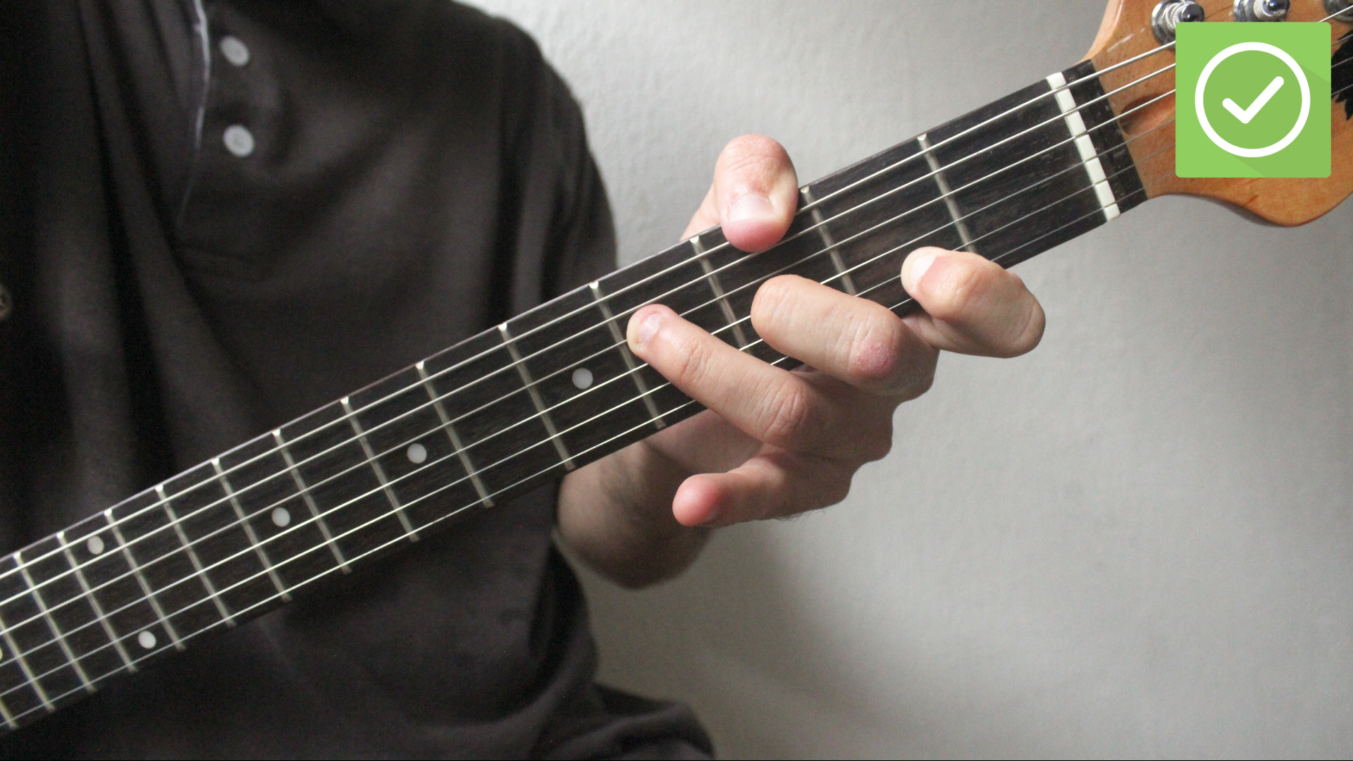 Как играть баре на гитаре (как ставить аккорд): уроки для начинающих