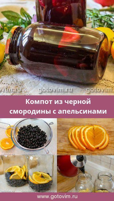 Компот (99 рецептов с фото) - рецепты с фотографиями на поварёнок.ру