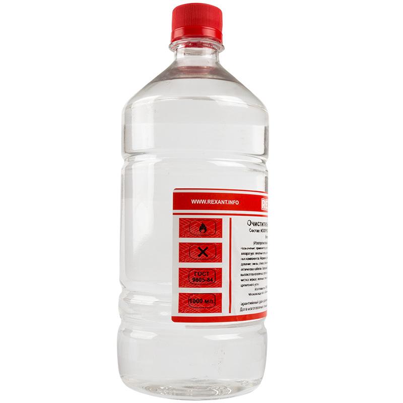 Чем опасен изопропиловый спирт: отравление изопропанолом