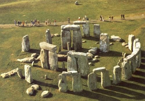 Стоунхендж (stonehenge) - современная загадка старой англии