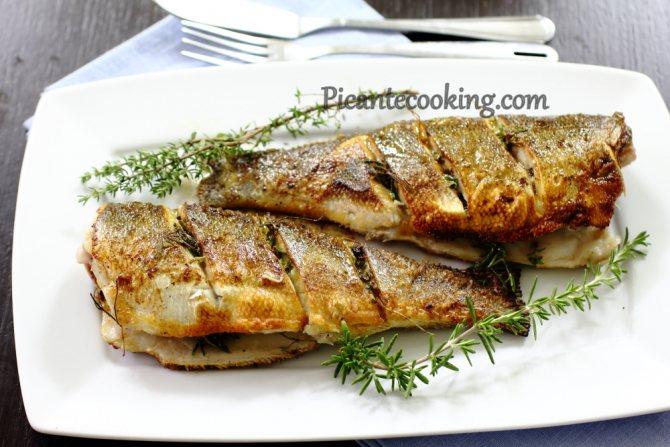 Рыба сибас: особенности, свойства и приготовление
