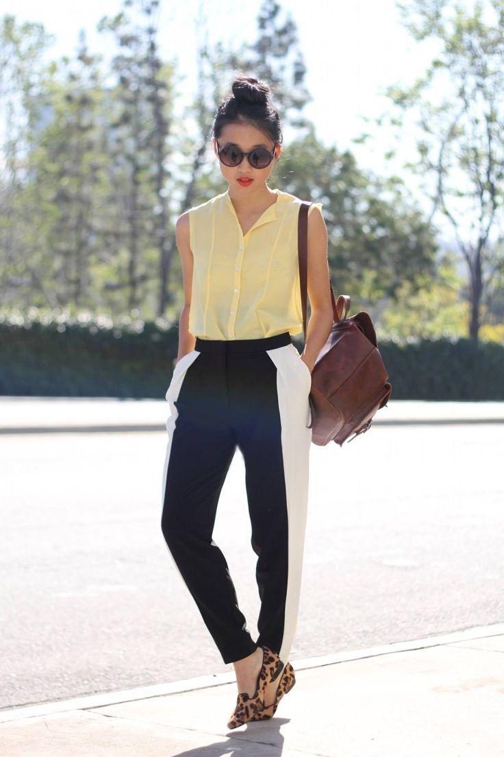 Женские брюки-джоггеры: с чем носить, 60 фото-образов 2020