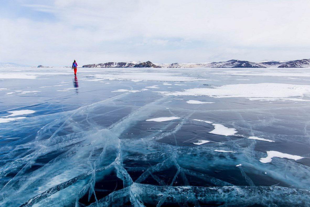 Что такое лёд и как он образуется?