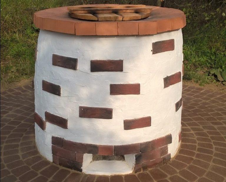 Как пользоваться тандыром: принцип работы, как разжигать дровами первый раз, какая температура должна быть, чем правильно топить