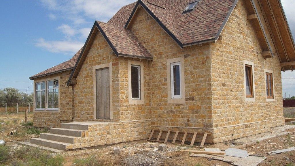 Доломит — применение в строительстве