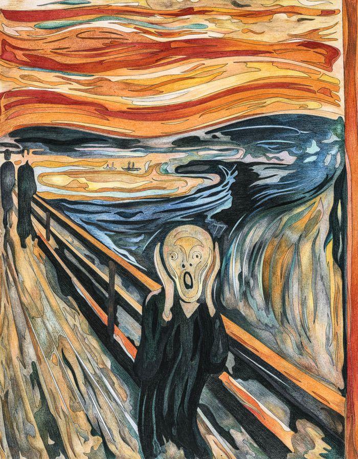 Что такое крик