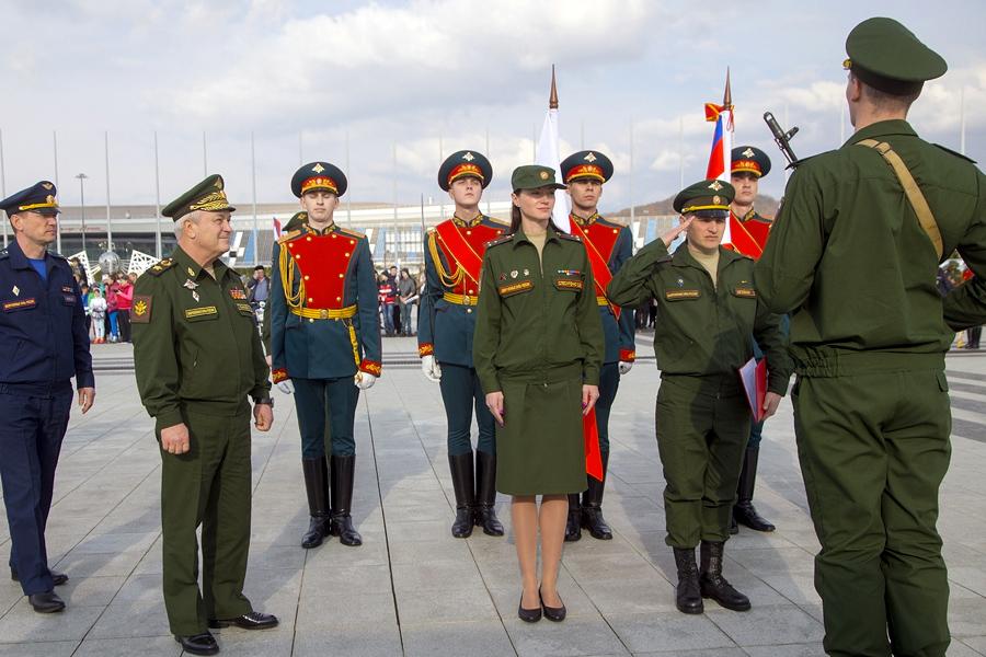 Боевые традиции вооруженных сил россии