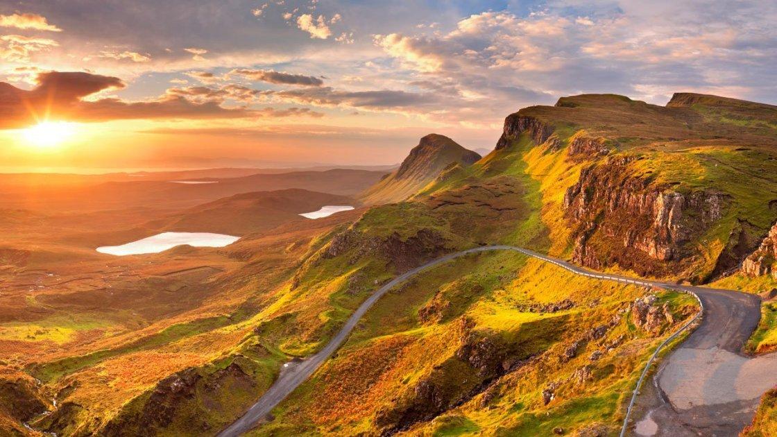 Название шотландии