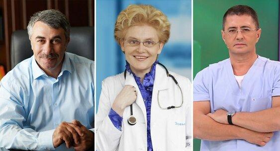 Доктор комаровский: я – главный защитник бабушек (видео)