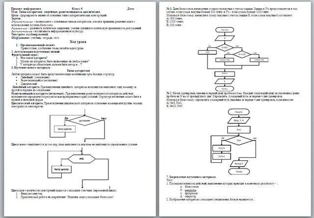Разветвляющийся алгоритм: основы, структура и примеры | klevo.net