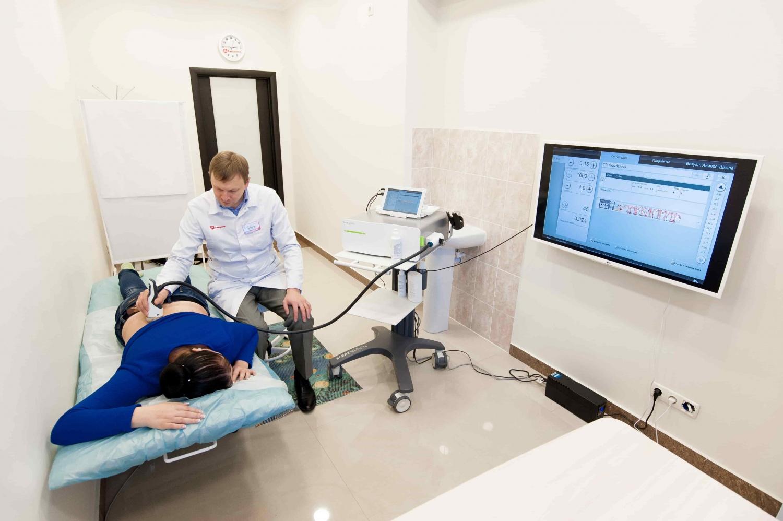 Экстракорпоральная ударно-волновая терапия