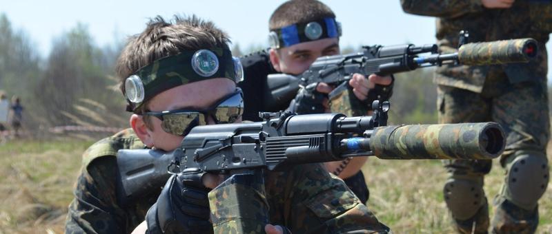 Что такое лазертаг? особенности и отличия от других военных игр