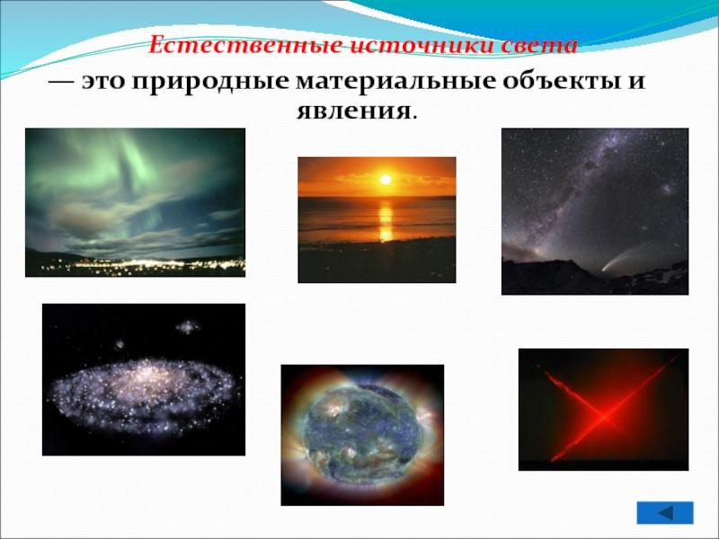 Точечный источник света