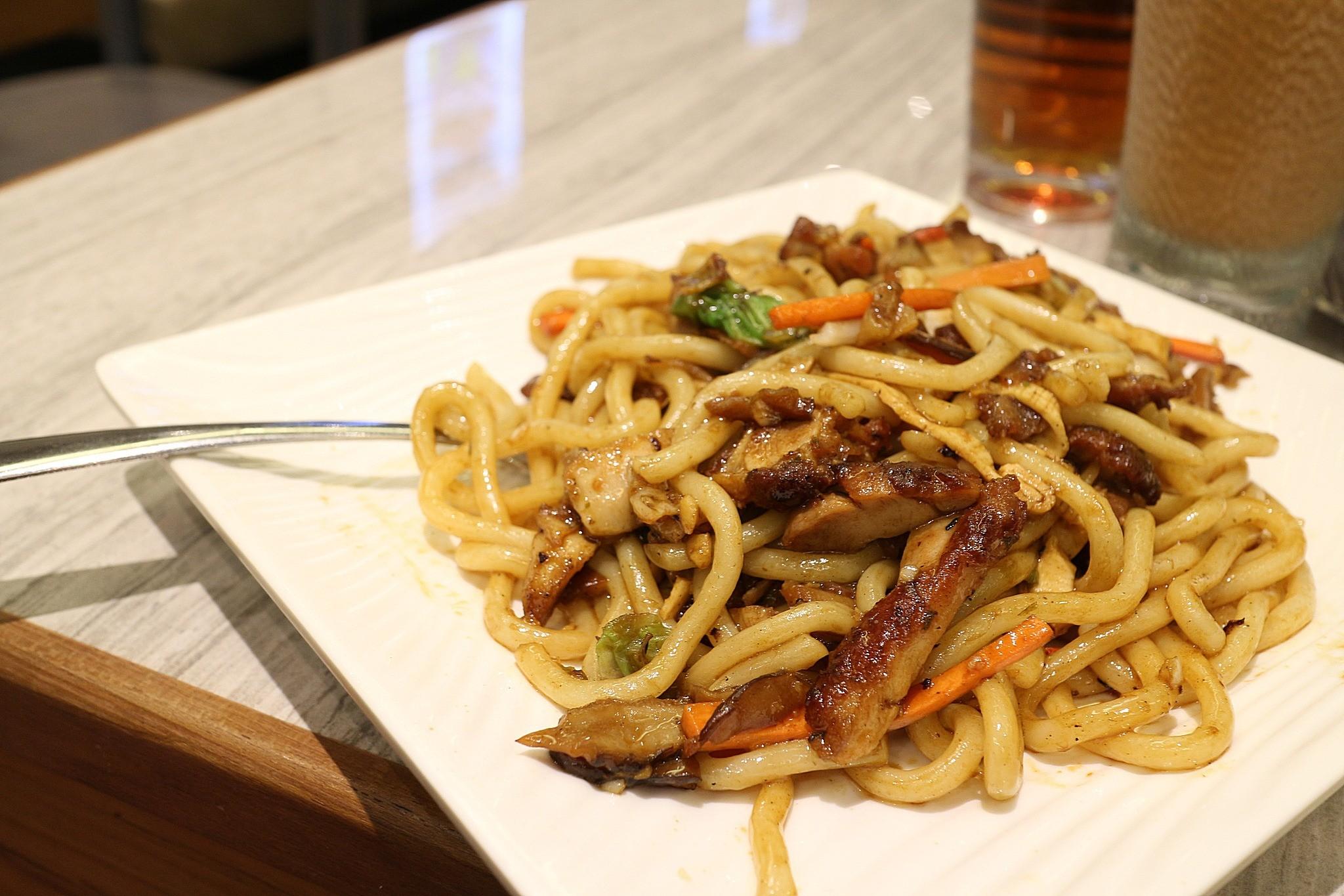 Удон яки – кулинарный рецепт