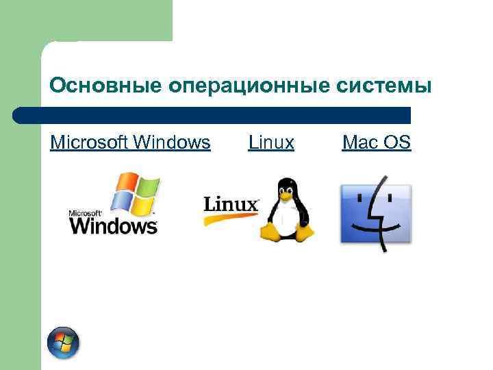 Операционная система windows – что это такое