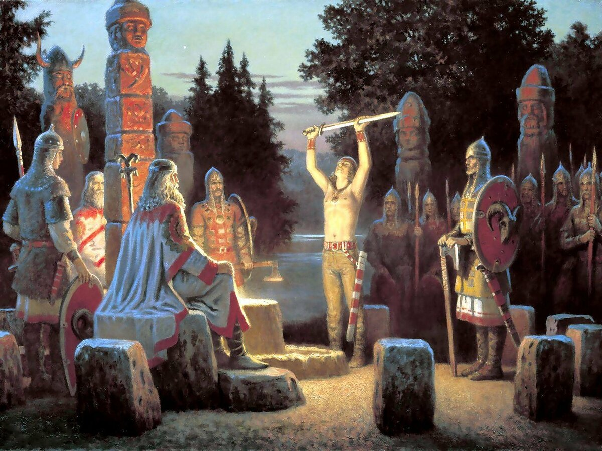 Капище – это храм? история и современность дохристианских культовых сооружений