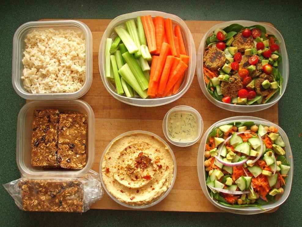 Как правильно питаться чтобы быть здоровым, меню на неделю, простые и вкусные рецепты