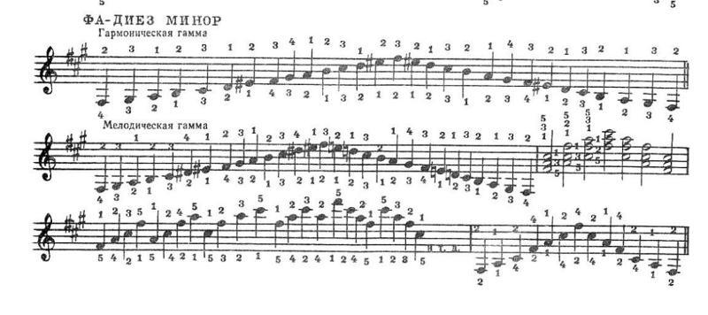 Гамма (музыка)